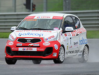 Picanto na torze RedBull Ring